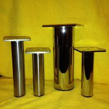 custom manufactured stainless steel sofa legs los angeles