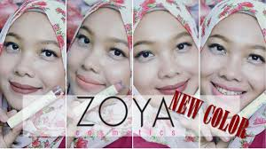 swatch zoya lip paint new color youtube