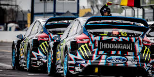 hoonigan cars ken block hoonigan racing and ford performance are throwing in