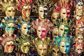 carnival masks for sale italian carnival masks for sale from a vendor s cart in florence