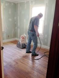 Laminate Floor Refinishing Successful Diy Dusty Carpet To Beautiful Hardwood Floors Indigo