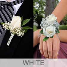 How To Make Corsages And Boutonnieres Boutonnieres U0026 Wrist Corsages 16 Pack