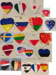 Single Flag Single Flag Heart Necklace Saint U0027s Shoppe Online Store Powered