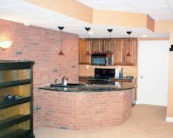 basement kitchen remodel u003e projects u003e bender construction company