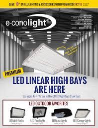 Econolight Wall Pack by Catalog E