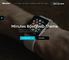 bootstrap themes free parallax top 15 stunning mobile bootstrap theme exles of 2018