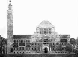 Palace Design File H P Berlage Design Peace Palace Elevation Jpg Wikimedia