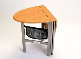 Small Folding Side Table Home Design Nice Folding Coffee Table Plans Collapsible For