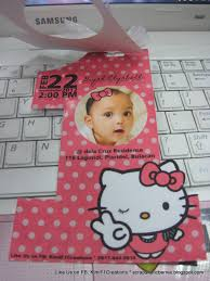 Hello Kitty Birthday Invitation Card Printable Hello Kitty Thank You Cards Invitations Decorations