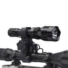 cyclops varmint gun light cyclops vb250 rifle scope mounted night hunting led flashlight