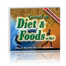Counsels On Diets And Food Counsels On Diet Foods 1 Mp3 Cd Set Ministry Helps Uk