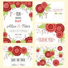 wedding invitation template save the date invitation and