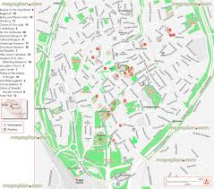 belgium city map bruges map updated attractions map in showing location