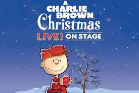 linus christmas tree a brown christmas visitredding