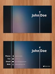 Business Card Backgrounds Free Download Business Cards Psd