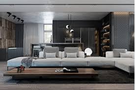 laminat design laminat in grau und wandverkleidung in zwei optiken holz und