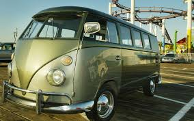 volkswagen van goodbye vw bus iconic u0027hippie van u0027 takes its final ride