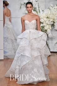 wedding dress designers lace wedding dresses from the bridal runways wedding dresses