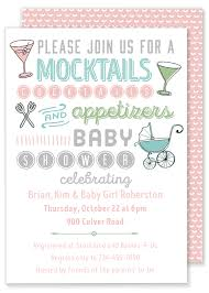 mocktails cocktails and appetizers baby shower u2013 gilm press