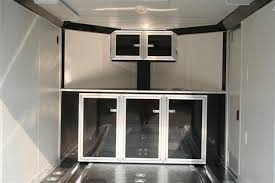 v nose enclosed trailer cabinets buy sell new used trailers 2018 cts 7 x 14 v nose motorcycle
