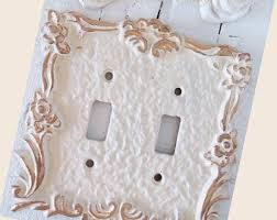 light switch color options pink princess crown distressed double rocker ornate victorian
