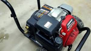ex cell xr2500 xr2700 pressure washer removing the pump youtube
