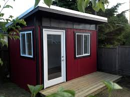 Backyard Office Plans Office Shed Plans 1000 Images About Cub Houses On Pinterest New