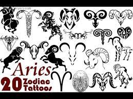 aries zodiac tattoo image some aries zodiac tattoo designs tattoos