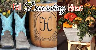 Fall Decor For The Home Diy Fall Decor For The Home And Fall Crafts We Love Involvery