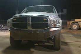custom front bumpers for dodge trucks 2006 dodge ram front tow truck custom bumper