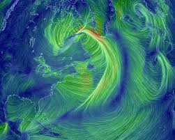 Earth Wind Map Messing About In Sailboats Weather