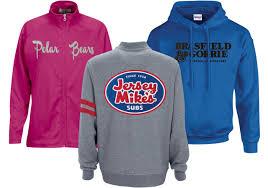corporate apparel custom options