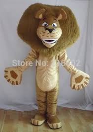 lion costumes for sale madagascar is an animated series mascotshows offers