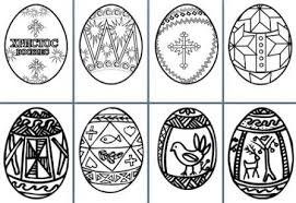 pysanky designs easter egg patterns
