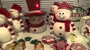 christmas home decor tour and haul youtube