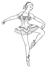 ballerina pictures color eliolera