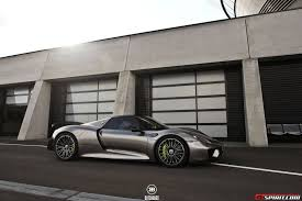 porsche factory exclusive picking up two dutchbugs porsche 918 spyders with three