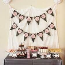baby shower banner ideas bonjour banner for baby shower inspired baby shower
