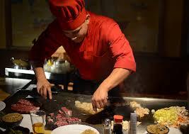 Hibachi Best Hibachi And Teppanyaki In Oc Cbs Los Angeles