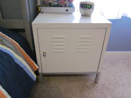 Metal Locker Nightstand Fancy Locker Nightstand 96 On Home Improvement Ideas With Locker