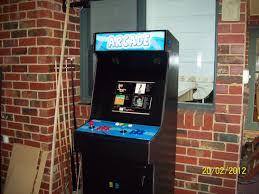 how to make an arcade cabinet my homemade arcade machine youtube