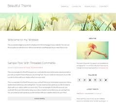 Beatuful Beautiful Pro Theme By Studiopress