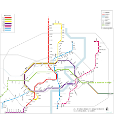 Shanghai Subway Map by File Shanghai Metro 2007 Zh Png Wikimedia Commons
