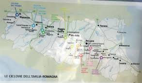 Parma Italy Map by Parma To Ravenna Bike Tour Full Immersion In Emilia Romagna