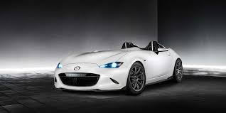 mazda mx series 2017 mazda mx 5 miata speedster vehicles on display