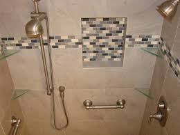 tile shower niche ideas remodeling your washroom using tile