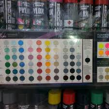 nippon pylox spray paint new car accessories on carousell
