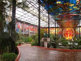 Botanical Garden Definition by Cosmovitral Mexico U0027s Amazing Stained Glass Botanical Garden