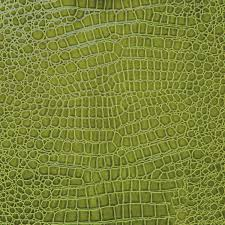 Faux Leather Upholstery Fabric Uk Crocodile Green Fake Leather Upholstery Vinyl Fabric Per Yard