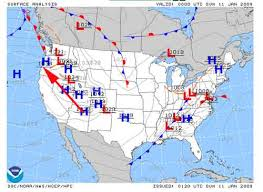 weather fronts map bajafresh weather maps